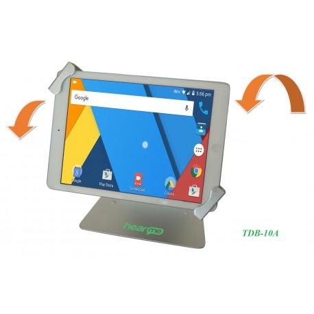 Giá đỡ máy tính bảng TDB-10A - để bàn / Treo tường - Có khóa bảo vệ