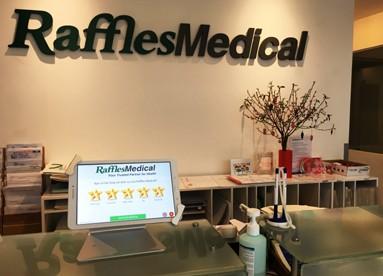 Raffle medical (DAS-S10)